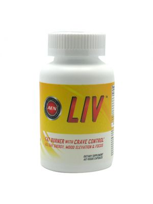 Athletic Edge Nutrition LIV 60 Caps