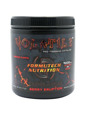 Formutech Nutrition Volatile Berry Eruption 32 Servings