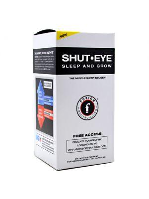 Fusion Bodybuilding Shut Eye 120 Caps