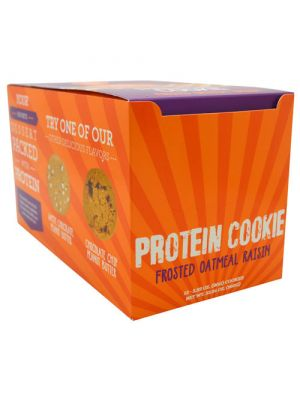 Buff Bake Oatmeal Raisin Cookie 12/Box