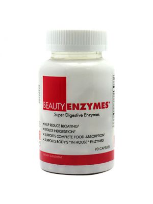 BeautyFit BeautyEnzymes 90 Caps