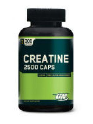 Optimum Nutrition Creatine 2500 200 Caps