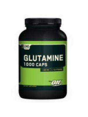 Optimum Nutrition Glutamine Caps 1000 120 caps
