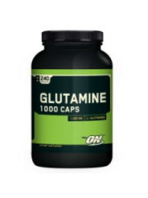 Optimum Nutrition Glutamine Caps 1000 240 Caps