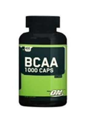 Optimum Nutrition BCAA 1000 400 Caps