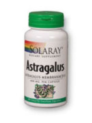 Solaray Astragalus Root Extract 200mg 30 Caps