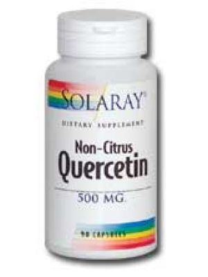 Solaray Non-Citrus Quercetin 500mg 90 Caps