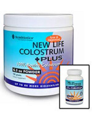Symbiotics Colostrum Plus 100% Bovine Colostrum 180g