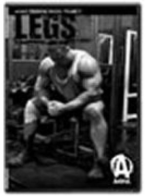 Universal Animal Legs Training DVD