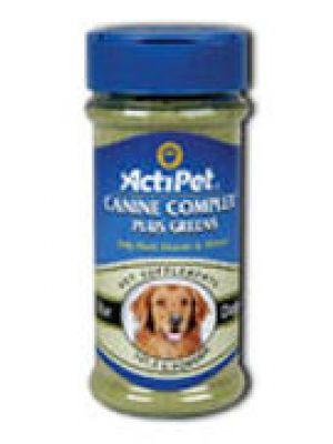 ActiPet Canine Complex Plus Greens 121.5g Powder