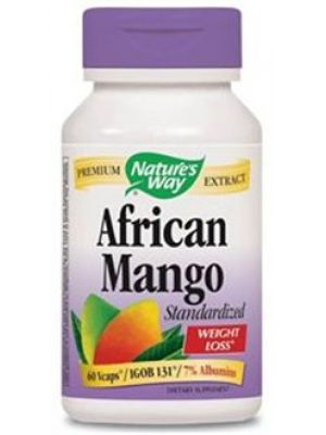 Nature's Way African Mango 150mg (Dr. Oz Show)
