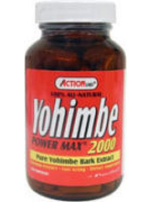 Natural Balance Yohimbe Power Max 2000mg 100 Vege Caps
