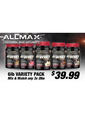 Buy 2 Allmax D-Aspartic Acid, Get 1 Free