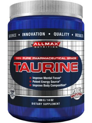 Allmax Nutrition Taurine 400 Grams