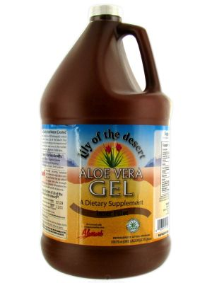 Lily of the Desert Aloe Vera Gel 1 Gallon
