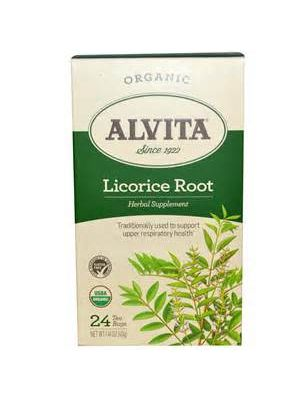 Alvita Licorice Root Tea 24 Bags