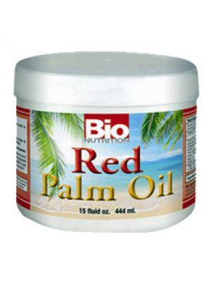 Bio Nutrition Red Palm Oil 15 Fl Oz