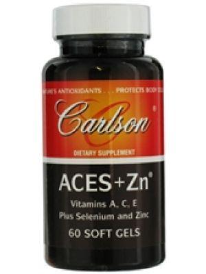 Carlson ACES + Zinc 60 Gels