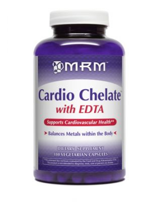 MRM Cardio Chelate with EDTA