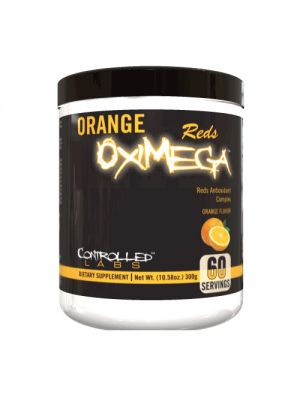 Controlled Labs Orange OxiMega Reds Orange 30 Servings