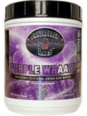 Controlled Labs Purple Wraath 90 Servings