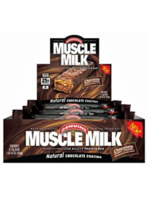 CytoSport Muscle Milk Bars 8/Box