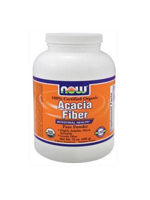Now Foods Acacia Fiber Powder 12 Oz