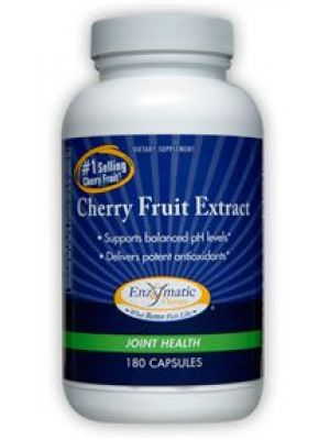 Enzymatic Therapy Cherry Fruit Extract 90 Caps