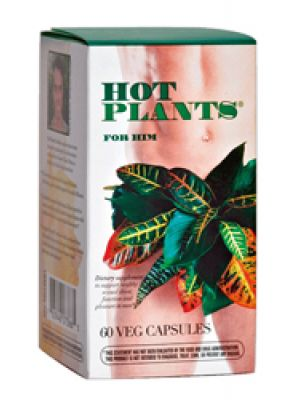 Enzymatic Therapy Hot Plants For Him 60 Capsules