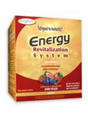 Enzymatic Therapy Fatigued To Fantastic! Energy Revitalization System Citrus Delight 22.2oz