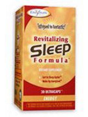 Enzymatic Therapy Fatigued to Fantastic! Revitalizing Sleep Formula 30 Caps