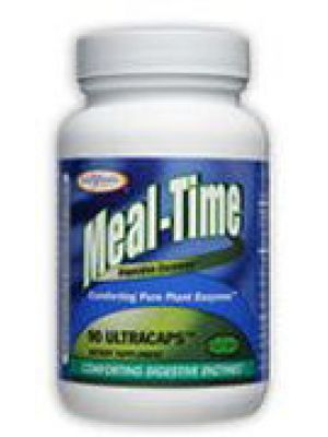Enzymatic Therapy Mega-Zyme Meal Time 180 Caps