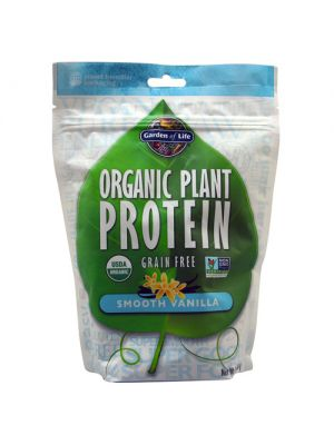 Garden of Life Organic Plant Protein 10 Serving (Non-GMO)