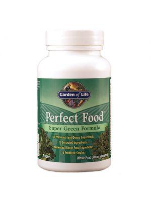 Garden of Life Perfect Food Super Green Formula 150 Caplets