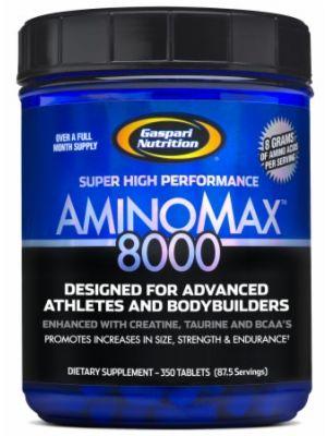 Gaspari Nutrition AminoMax 8000