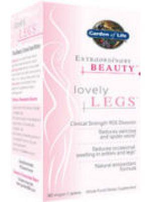 Garden of Life Extraordinary Beauty Lovely Legs 30 Caps