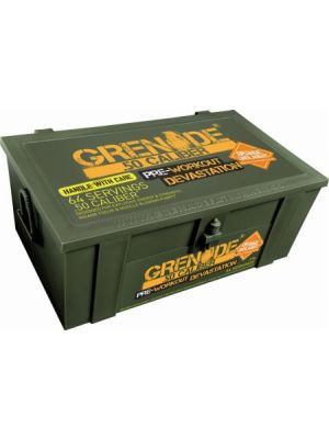 Grenade 50 Caliber 10 Servings