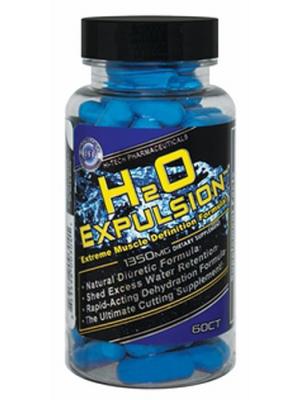 Hi-Tech Pharmaceuticals H2O Expulsion 60 Caps
