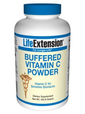 Life Extension Buffered Vitamin C 454 grams