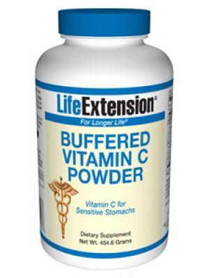 Life Extension Buffered Vitamin C 454 grams
