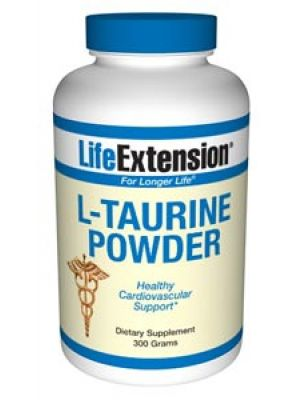 Life Extension Taurine 300 grams