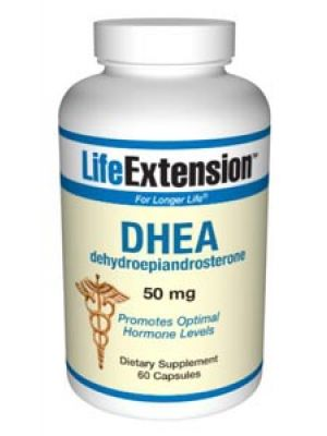Life Extension DHEA 50 mg 60 Caps