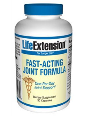 Life Extension Fast-Acting Joint Formula 30 Caps