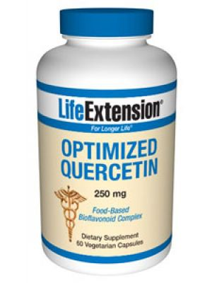 Life Extension Optimized Quercetin 60 Vegecaps