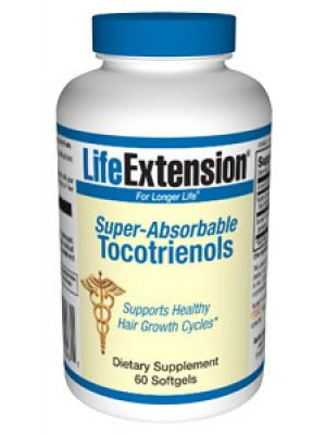 Life Extension Super-Absorbable Tocotrienols 60 Softgels