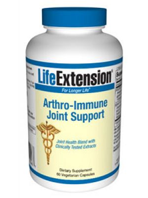 Life Extension Arthro-Immune Joint Support 60 Vegecaps