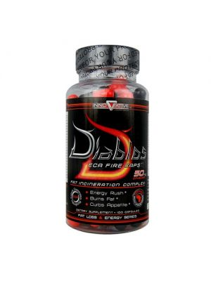 Innovative Diet Labs Diablos ECA Fire Caps 100 Caps