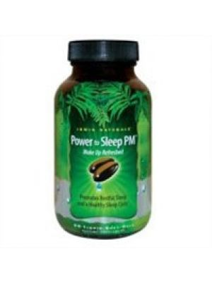 Irwin Naturals Power to Sleep PM 120 Liquid Soft-Gels