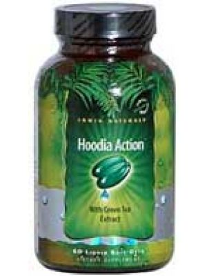 Irwin Naturals Fast-Action Hoodia Diet 60 Liquid Soft Gels