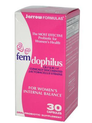 Jarrow Formulas Fem-Dophilus Women's Health Probiotic